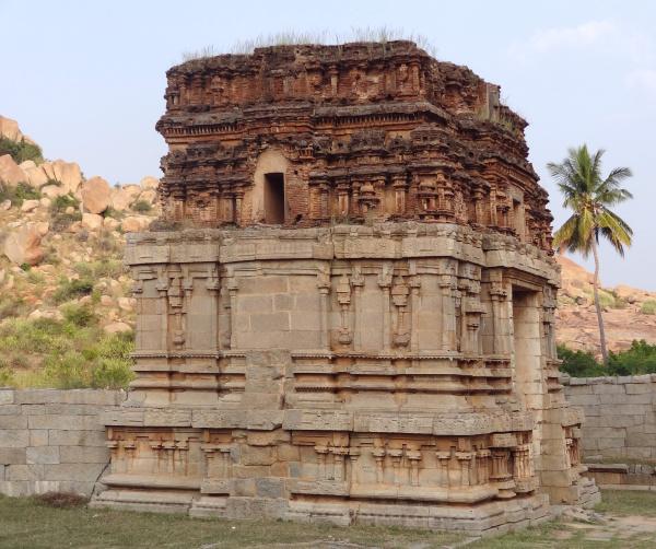 historisk tempel park sten lys solbeskinnet
