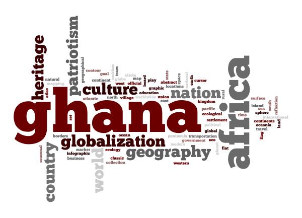 tur rejse koncept udkast plan afrika