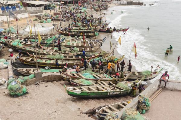 afrika vestafrika ghana cape coast elmina