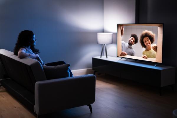 smart led tv i stuen