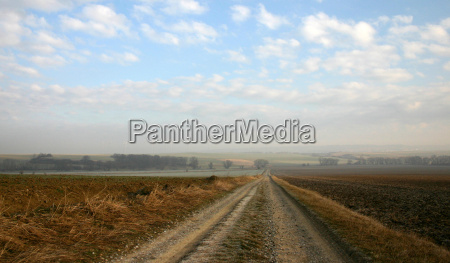 markvej mark felt vej jord grundstykke