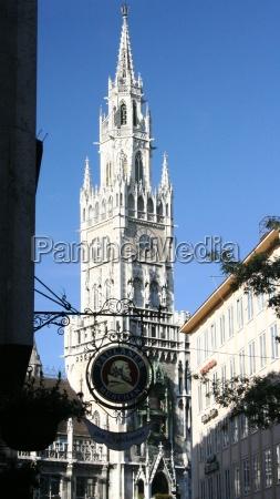 by bayern muenchen indre by marienplatz