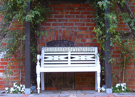 detalle planta arco flor flores puerta