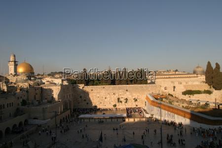 gamle by jodedom israel islam palaestina