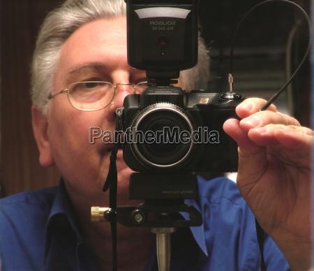 portraet kamera fotoapparat fotografiapparat stillkamera objektivt