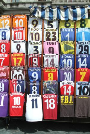 jersey markedet stall ventilator sport fodbold