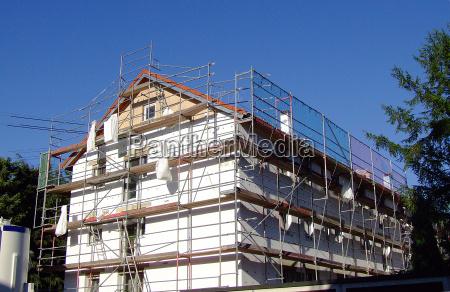 hus bygning handvaerker hjem beboelsesbygning vindue