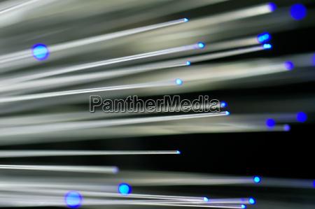 bla lys moderne udstrale koligt lampe