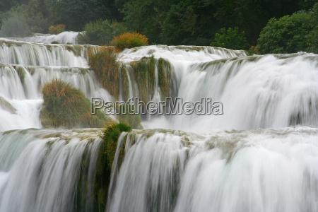 nationalpark vandfald filter kroatien vand