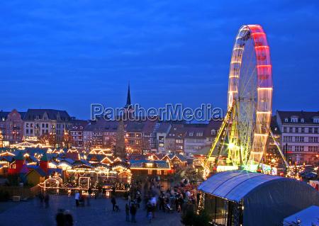 christmas market erfurt v