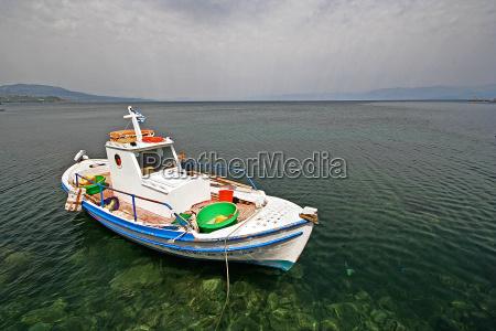 ferie graekenland vand middelhavet saltvand havet