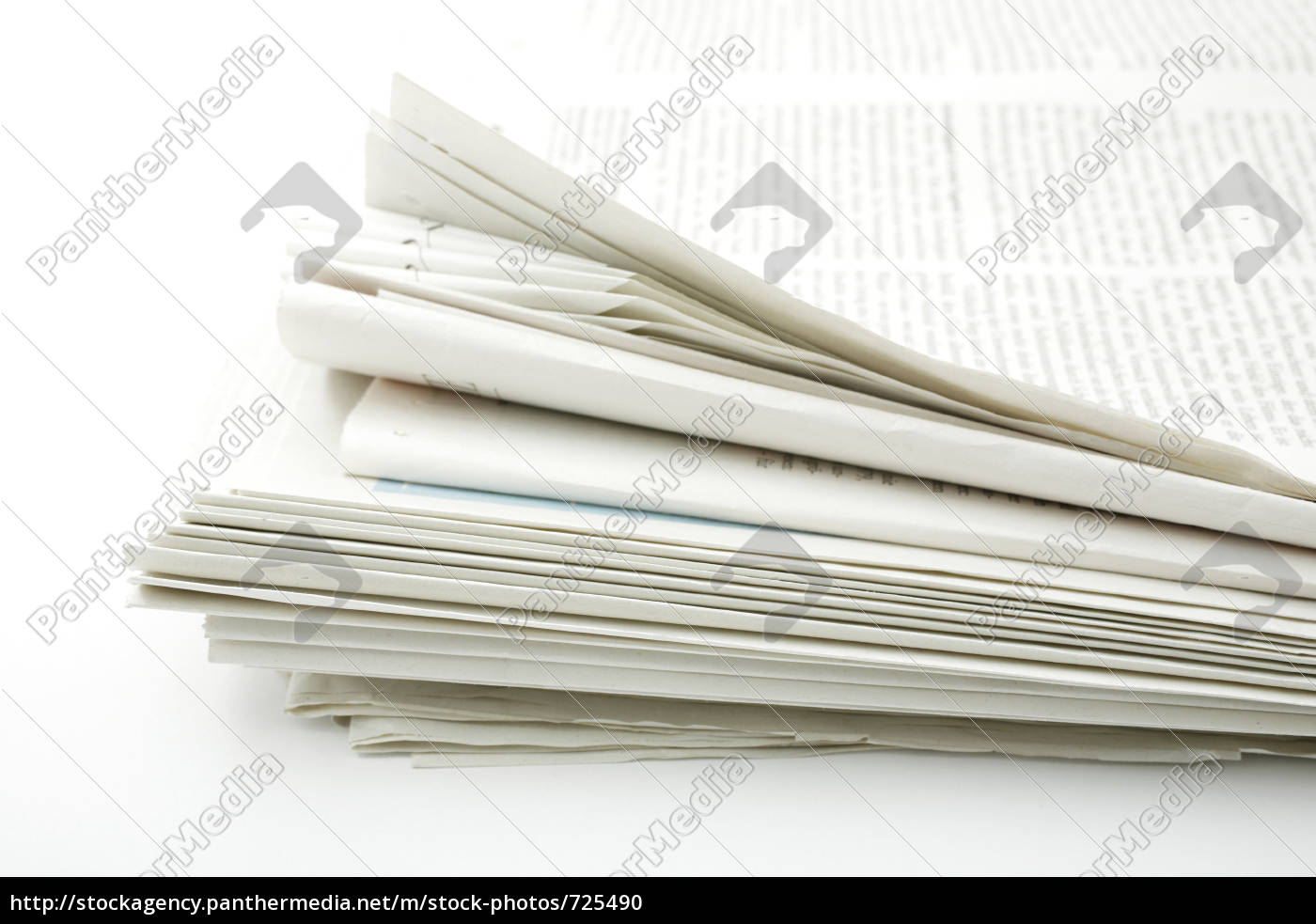 tryk, og, avis - 725490