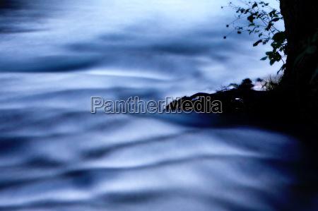 nat nattetid stemning baek mystic flod