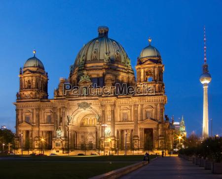 kultur domkirke turisme sevaerdighed berlin vartegn