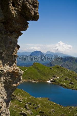 bjerge tyrol saltvand havet ocean vand