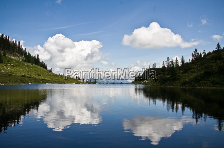 tyrol himmel firmament vand skyer