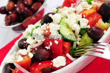 græsk, salat - 1576685