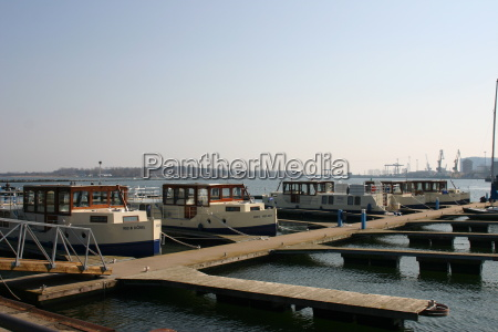 stralsund sailing harbor