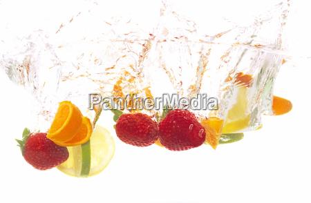 falling frugt