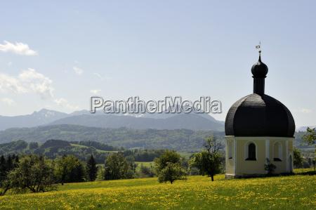 pilgrimage church wilparting