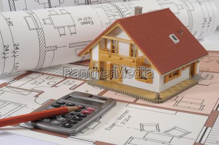 hus bebyggelsesplan
