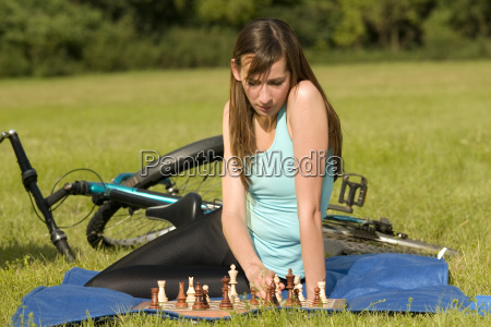 kvinde spil spille spiller lege outdoor