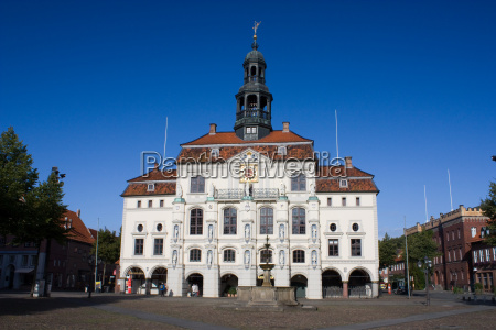 rathaus lueneburg