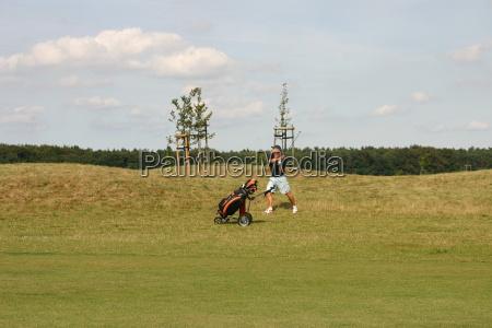 golfpark strelasundgolfers astray