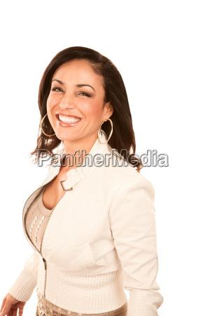 smuk hispanic kvinde