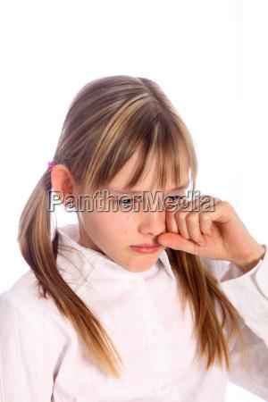 smerte tristhed depression undertrykkelse vred barndommen