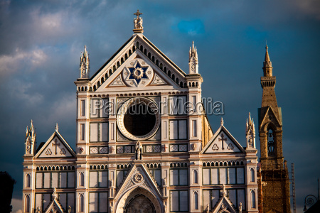 basilic of santa croce florence