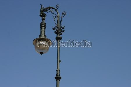 berlin kapital lanterne by stat forbundsrepublikken