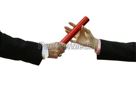 baton business generationsskifte