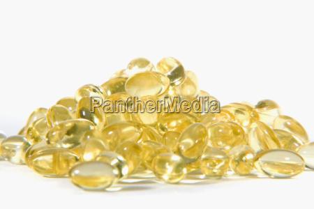 naerbillede af en bunke e vitamin
