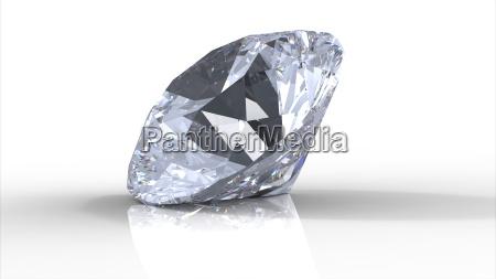 diamond med skygger
