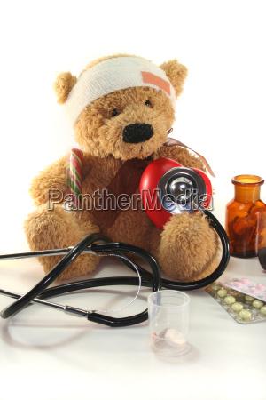 doktor stetoskop sygdomme hos born sygdom