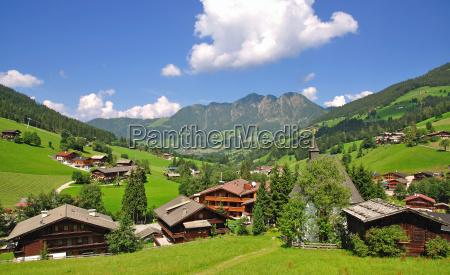 inneralpbach bach i alpbachtal