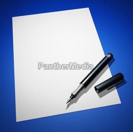 brev med fyldepen pa bla 01