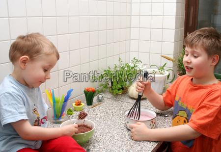 i, køkkenet - 4469717