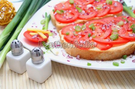brod tomater tomat