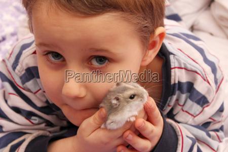 min hamster