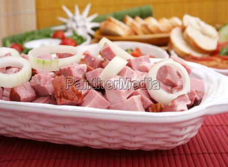 mad levnedsmiddel naeringsmiddel fodevare svinekod gris