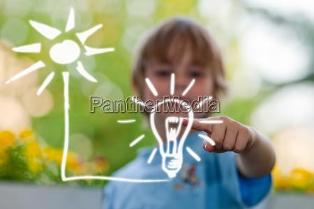 child planer og hjem energi