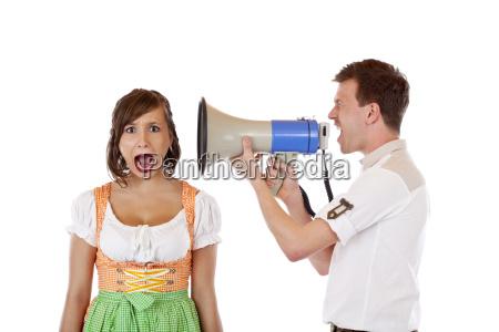 hoj dove megafon graede skaenderi tiff