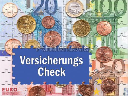 forsikring check konceptet forsigtighedsprincippet