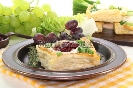 gronsager konditorkage butterdej gedeost fyldt
