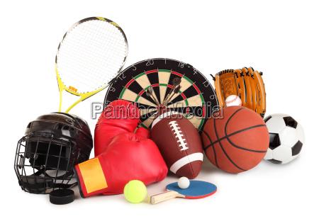 sport og spil arrangement