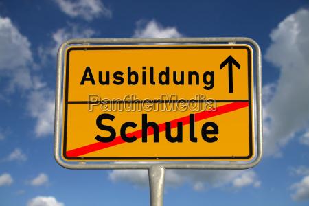 tysk by tegn skoleuddannelse