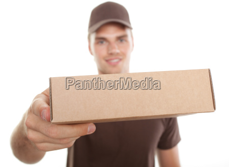 pakke levering