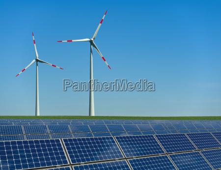 mark kraft energi elektricitet strom vindstyrke